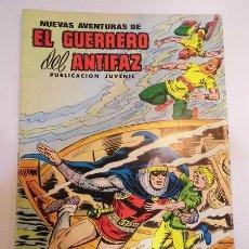 Tebeos: NUEVAS AVENTURAS DE EL GUERRERO DEL ANTIFAZ NUM 102 - ED. VALENCIANA - 1980. Lote 84565823