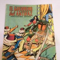 Tebeos: EL GUERRERO DEL ANTIFAZ SEG. EPOCA NUM 89 - ED. VALENCIANA - 1974. Lote 84565827