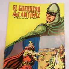 Tebeos: EL GUERRERO DEL ANTIFAZ SEG. EPOCA NUM 92 - ED. VALENCIANA - 1974. Lote 84565864