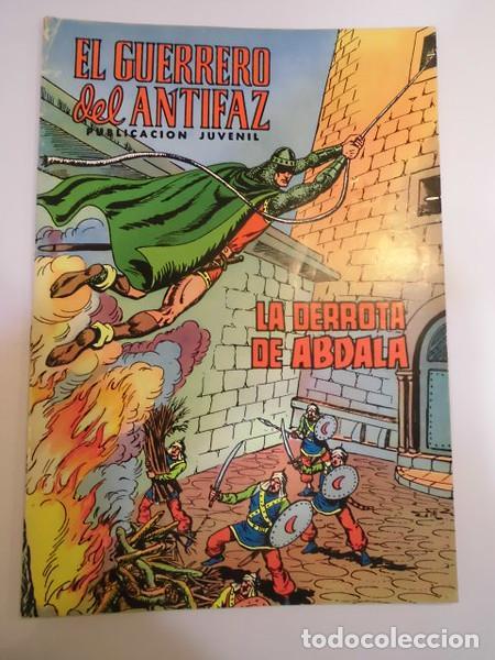 EL GUERRERO DEL ANTIFAZ SEG. EPOCA NUM 98 - ED. VALENCIANA - 1974 (Tebeos y Comics - Valenciana - Guerrero del Antifaz)