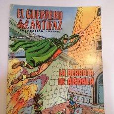 Tebeos: EL GUERRERO DEL ANTIFAZ SEG. EPOCA NUM 98 - ED. VALENCIANA - 1974. Lote 84565884