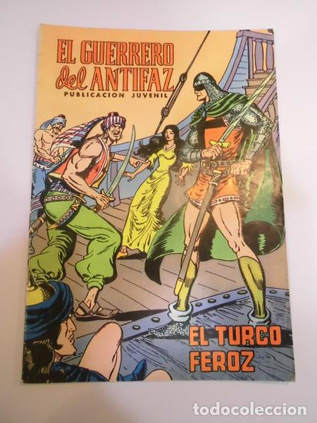 EL GUERRERO DEL ANTIFAZ SEG. EPOCA NUM 81 - ED. VALENCIANA - 1973 (Tebeos y Comics - Valenciana - Guerrero del Antifaz)