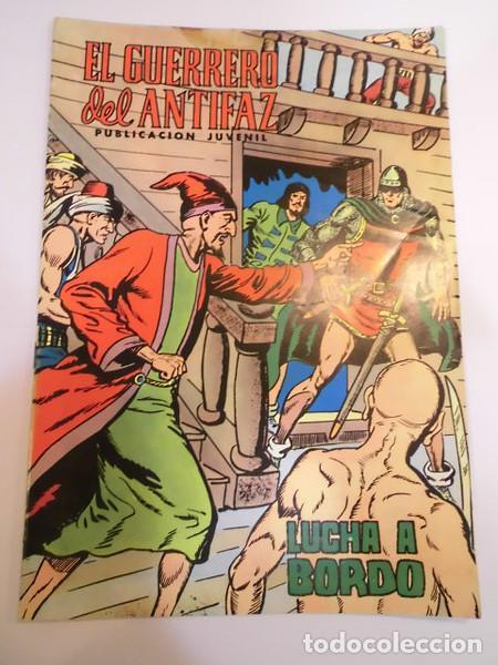 EL GUERRERO DEL ANTIFAZ SEG. EPOCA NUM 87 - ED. VALENCIANA - 1974 (Tebeos y Comics - Valenciana - Guerrero del Antifaz)