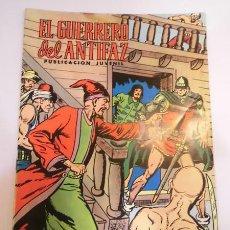 Tebeos: EL GUERRERO DEL ANTIFAZ SEG. EPOCA NUM 87 - ED. VALENCIANA - 1974. Lote 84565896