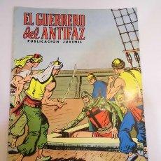 Tebeos: EL GUERRERO DEL ANTIFAZ SEG. EPOCA NUM 88 - ED. VALENCIANA - 1974. Lote 84565948
