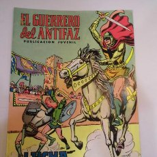 Tebeos: EL GUERRERO DEL ANTIFAZ SEG. EPOCA NUM 3 - ED. VALENCIANA - 1972. Lote 84565964