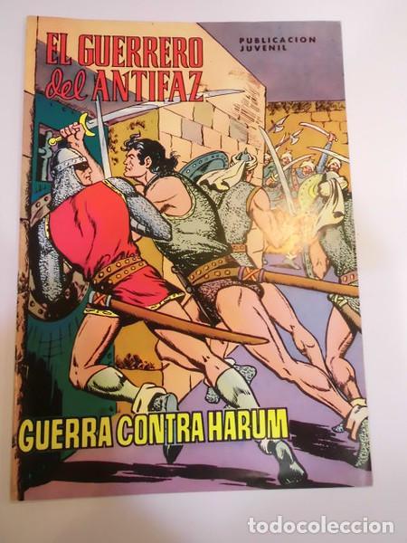 EL GUERRERO DEL ANTIFAZ SEG. EPOCA NUM 16 - ED. VALENCIANA - 1972 (Tebeos y Comics - Valenciana - Guerrero del Antifaz)