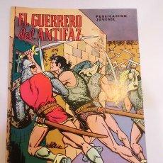 Tebeos: EL GUERRERO DEL ANTIFAZ SEG. EPOCA NUM 16 - ED. VALENCIANA - 1972. Lote 128292692