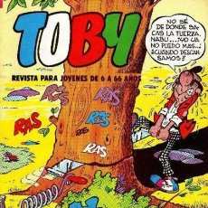 Tebeos: TOBY - Nº 22 -REVISTA PARA JÓVENES DE 6 A 66 AÑOS- AMBRÓS-BATTAGLIA-ROJAS-1983-BUENO-DIFÍCIL- 6279. Lote 84644496