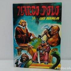 Tebeos: MARCO POLO POR LUIS BERMEJO - EDITORA VALENCIANA - 1983. Lote 84944348