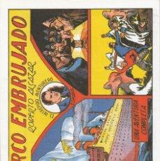 Tebeos: ROBERTO ALCAZAR / EL BARCO EMBRUJADO Nº 2 (REEDICION). Lote 85231812