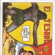 Tebeos: ROBERTO ALCAZAR / EL TESORO DE LOS TOBAS Nº 4 (REEDICION). Lote 85232024