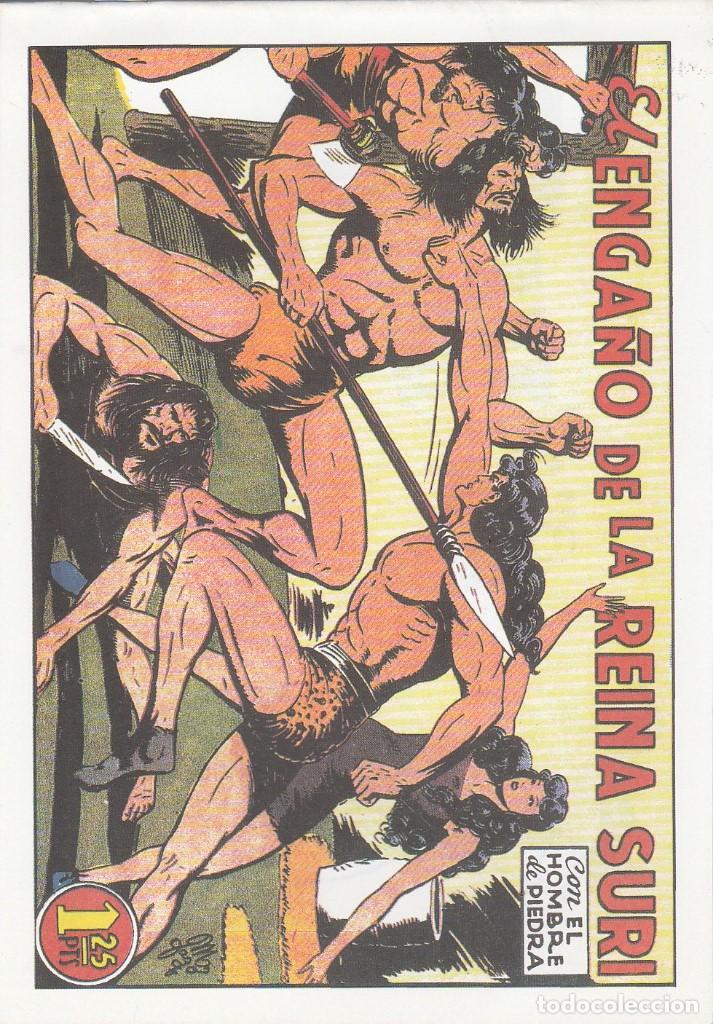 PURK, EL HOMBRE DE PIEDRA / EL ENGAÑO DE LA REINA SURI Nº 4 (REEDICION) (Tebeos y Comics - Valenciana - Purk, el Hombre de Piedra)