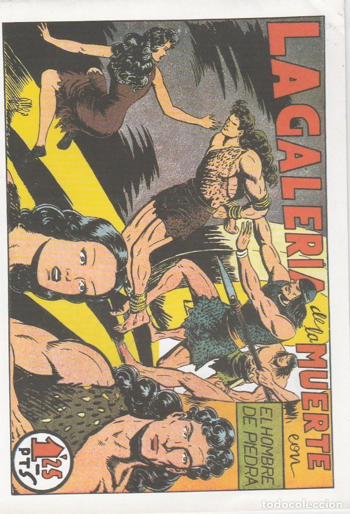 PURK, EL HOMBRE DE PIEDRA / LA GALERIA DE LA MUERTE Nº 8 (REEDICION) (Tebeos y Comics - Valenciana - Purk, el Hombre de Piedra)