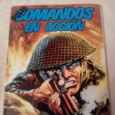 Tebeos: NUEVO COMANDOS EN ACCIÓN.N°1. 1982. Lote 85249051