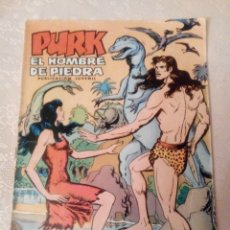 Tebeos: PURK EL HOMBRE DE PIEDRA. N°1. Lote 85250163