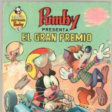 Tebeos: LIBROS ILUSTRADOS PUMBY Nº 15 EN MUY BUEN ESTADO. Lote 85464584