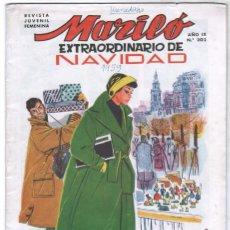 Tebeos: MARILÓ EXTRAORDINARIO DE NAVIDAD 1959 - ORIGINAL Nº 202 MUY BUENA CONSERVACION. Lote 85464844