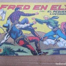 Tebeos: EL PEQUEÑO LUCHADOR N.96, FRED EN ELY , ORIGINAL 1960. Lote 85616068