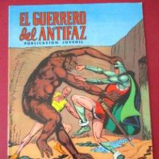 Tebeos: EL GUERRERO DEL ANTIFAZ Nº75 , VERTICAL, ED. VALENCIANA , EDIVAL 1972. Lote 85641531