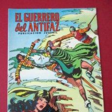 Tebeos: EL GUERRERO DEL ANTIFAZ Nº90 , VERTICAL, ED. VALENCIANA , EDIVAL 1972. Lote 85641792