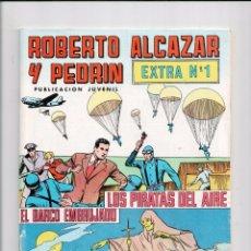 Tebeos: ROBERTO ALCAZAR Y PEDRÍN EXTRA. COLECCIÓN DE 60 NÚMEROS. AQUÍ LOTE DE 28 NÚMEROS. . Lote 85790392