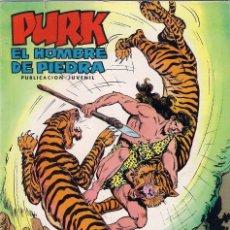 Tebeos: PURK, EL HOMBRE DE PIEDRA. COLOR. Nº 19. Lote 86137500