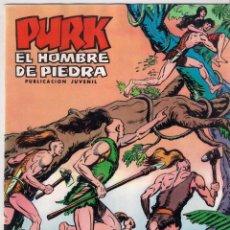 Tebeos: PURK, EL HOMBRE DE PIEDRA. COLOR. Nº 15. Lote 86137744