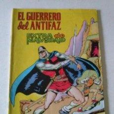 Tebeos: EL GUERRERO DEL ANTIFAZ, EXTRA DE NAVIDAD 1976,ORIGINAL. Lote 86201248