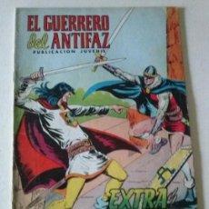 Tebeos: EL GUERRERO DEL ANTIFAZ, EXTRA DE NAVIDAD 1977,ORIGINAL. Lote 86201284