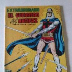 Tebeos: EL GUERRERO DEL ANTIFAZ, EXTRAORDINARIO 1979, VALENCIANA,ORIGINAL. Lote 86201372