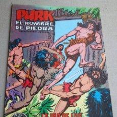 Tebeos: PURK EL HOMBRE DE PIEDRA Nº 24 - GAGO - EDIVAL - 1974 - NUEVO. Lote 86242820