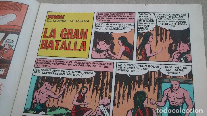 Tebeos: PURK EL HOMBRE DE PIEDRA Nº 29 - GAGO - EDIVAL - 1974 - NUEVO - Foto 2 - 86243516