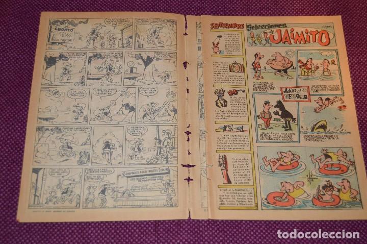 Tebeos: LOTE 3 TEBEOS - SELECCIONES JAIMITO - 64, 65, 66 - VALENCIANA - MUY ANTIGUOS - ¡HAZME OFERTA! - L01 - Foto 7 - 86394980