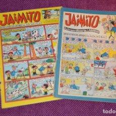Tebeos: LOTE 2 TEBEOS - JAIMITO - 805 Y 687 EXTR. NAVIDAD - VALENCIANA - MUY ANTIGUOS - ¡HAZME OFERTA! - L02. Lote 86395100