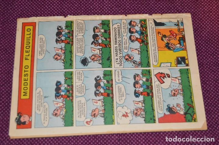 Tebeos: LOTE 2 TEBEOS - JAIMITO - 805 Y 687 EXTR. NAVIDAD - VALENCIANA - MUY ANTIGUOS - ¡HAZME OFERTA! - L02 - Foto 6 - 86395100