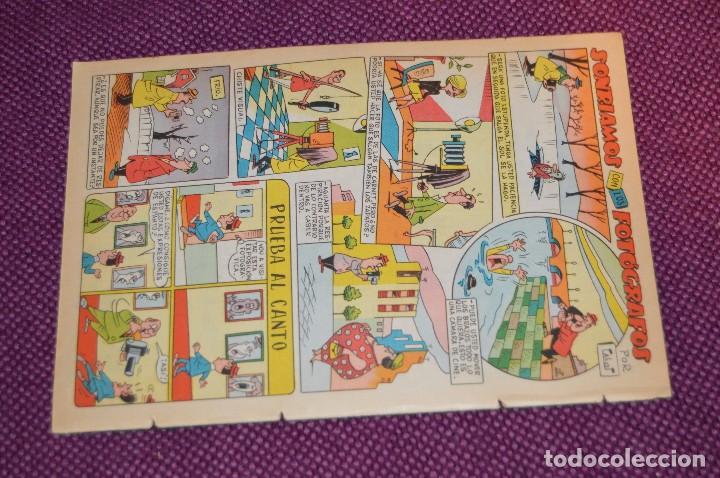 Tebeos: LOTE 5 TEBEOS - JAIMITO - 733, 739, 741, 742, 744 - VALENCIANA - MUY ANTIGUOS - ¡HAZME OFERTA! - L03 - Foto 15 - 86395220