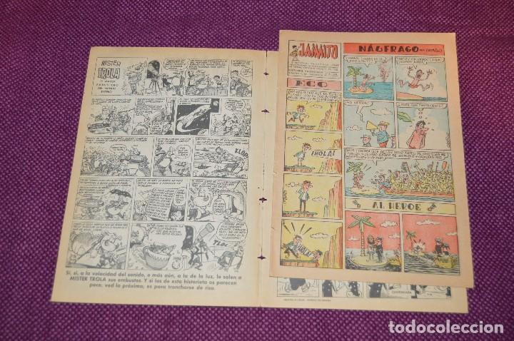 Tebeos: LOTE 5 TEBEOS - JAIMITO - 733, 739, 741, 742, 744 - VALENCIANA - MUY ANTIGUOS - ¡HAZME OFERTA! - L03 - Foto 16 - 86395220