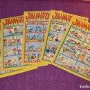 Tebeos: LOTE 5 TEBEOS - JAIMITO - 774, 780, 781, 783, 784 - VALENCIANA - MUY ANTIGUOS - ¡HAZME OFERTA! - L05. Lote 86395408