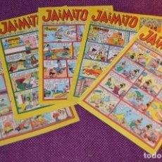Tebeos: LOTE 5 TEBEOS - JAIMITO - 785, 786, 787, 788, 790 - VALENCIANA - MUY ANTIGUOS - ¡HAZME OFERTA! - L06. Lote 86395484