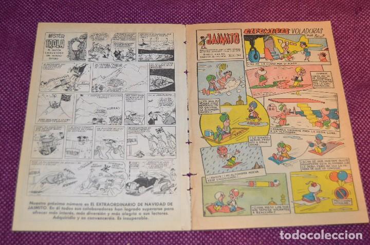 Tebeos: LOTE 5 TEBEOS - JAIMITO - 785, 786, 787, 788, 790 - VALENCIANA - MUY ANTIGUOS - ¡HAZME OFERTA! - L06 - Foto 7 - 86395484