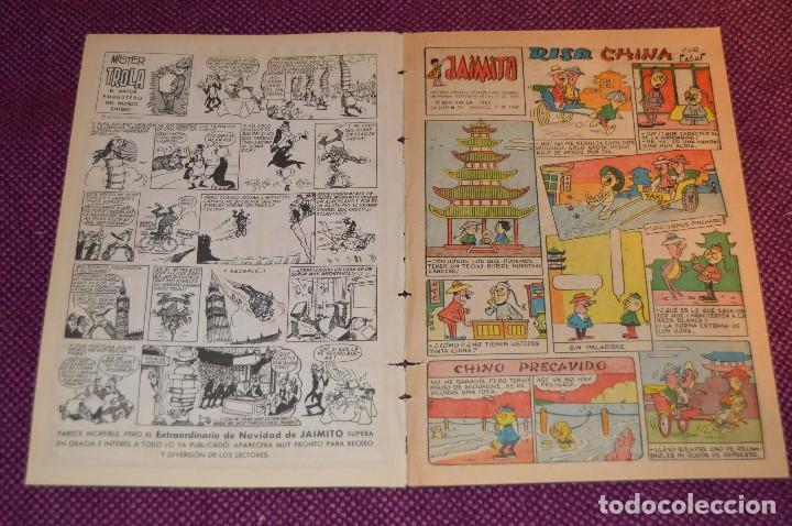Tebeos: LOTE 5 TEBEOS - JAIMITO - 785, 786, 787, 788, 790 - VALENCIANA - MUY ANTIGUOS - ¡HAZME OFERTA! - L06 - Foto 10 - 86395484