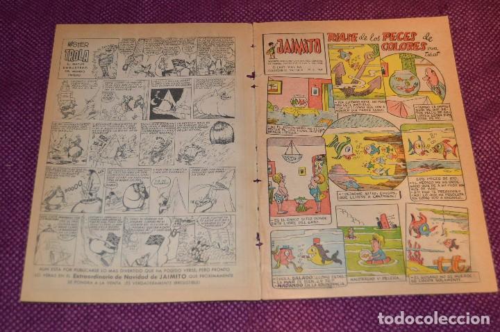 Tebeos: LOTE 5 TEBEOS - JAIMITO - 785, 786, 787, 788, 790 - VALENCIANA - MUY ANTIGUOS - ¡HAZME OFERTA! - L06 - Foto 16 - 86395484