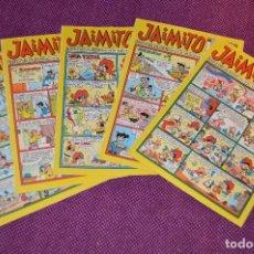 Tebeos: LOTE 5 TEBEOS - JAIMITO - 800, 801, 802, 803, 804 - VALENCIANA - MUY ANTIGUOS - ¡HAZME OFERTA! - L08. Lote 86395664