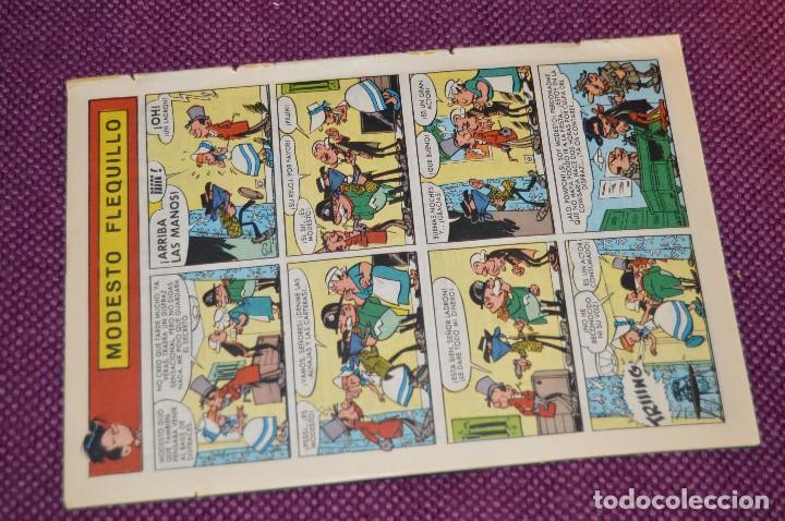 Tebeos: LOTE 5 TEBEOS - JAIMITO - 800, 801, 802, 803, 804 - VALENCIANA - MUY ANTIGUOS - ¡HAZME OFERTA! - L08 - Foto 9 - 86395664