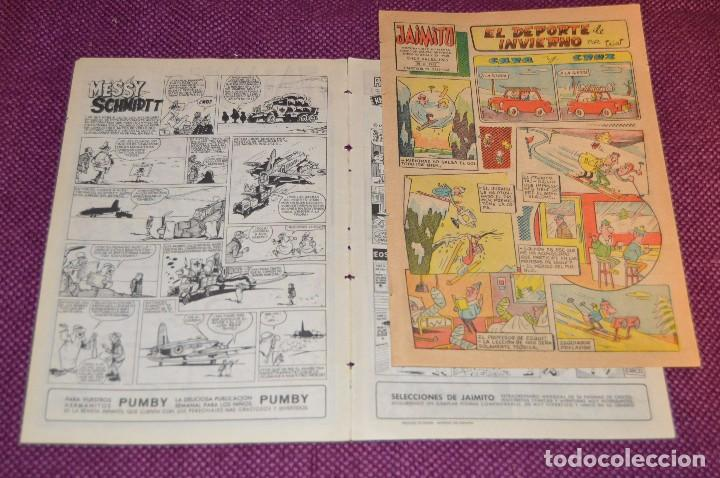 Tebeos: LOTE 5 TEBEOS - JAIMITO - 800, 801, 802, 803, 804 - VALENCIANA - MUY ANTIGUOS - ¡HAZME OFERTA! - L08 - Foto 10 - 86395664