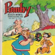Tebeos: PUMBY. Nº 1043. VALENCIANA 1977. (ST/). Lote 86437224
