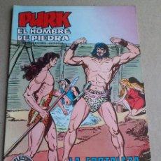 Tebeos: PURK EL HOMBRE DE PIEDRA Nº 97 LA FORTALEZA DE RIZA - GAGO - EDIVAL - 1975 - NUEVO. Lote 86456144