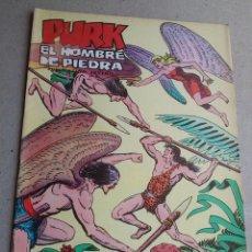 Tebeos: PURK EL HOMBRE DE PIEDRA Nº 99 HOMBRES ALADOS - GAGO - EDIVAL - 1976 - NUEVO. Lote 86456820