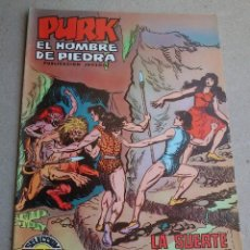 Tebeos: PURK EL HOMBRE DE PIEDRA Nº 103 LA SUERTE DE LIVA - GAGO - EDIVAL - 1976 - NUEVO. Lote 86457024